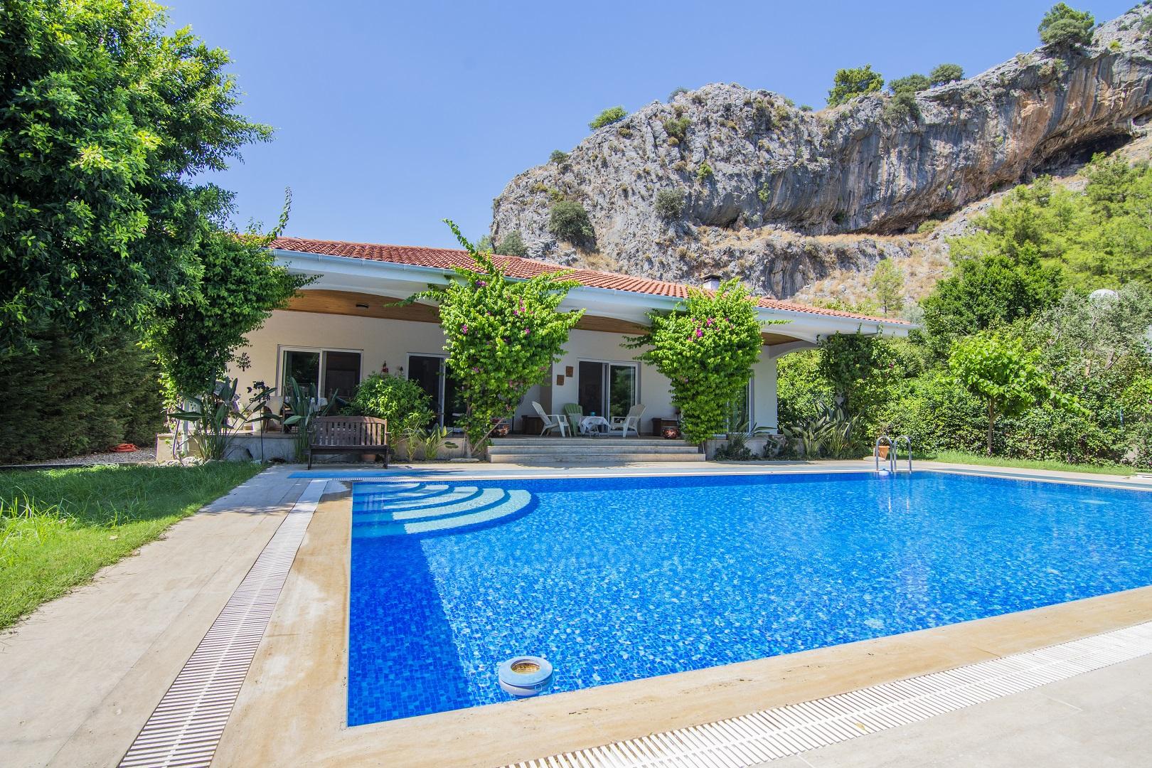 luxurious Villa for sale in Göcek Fethiye