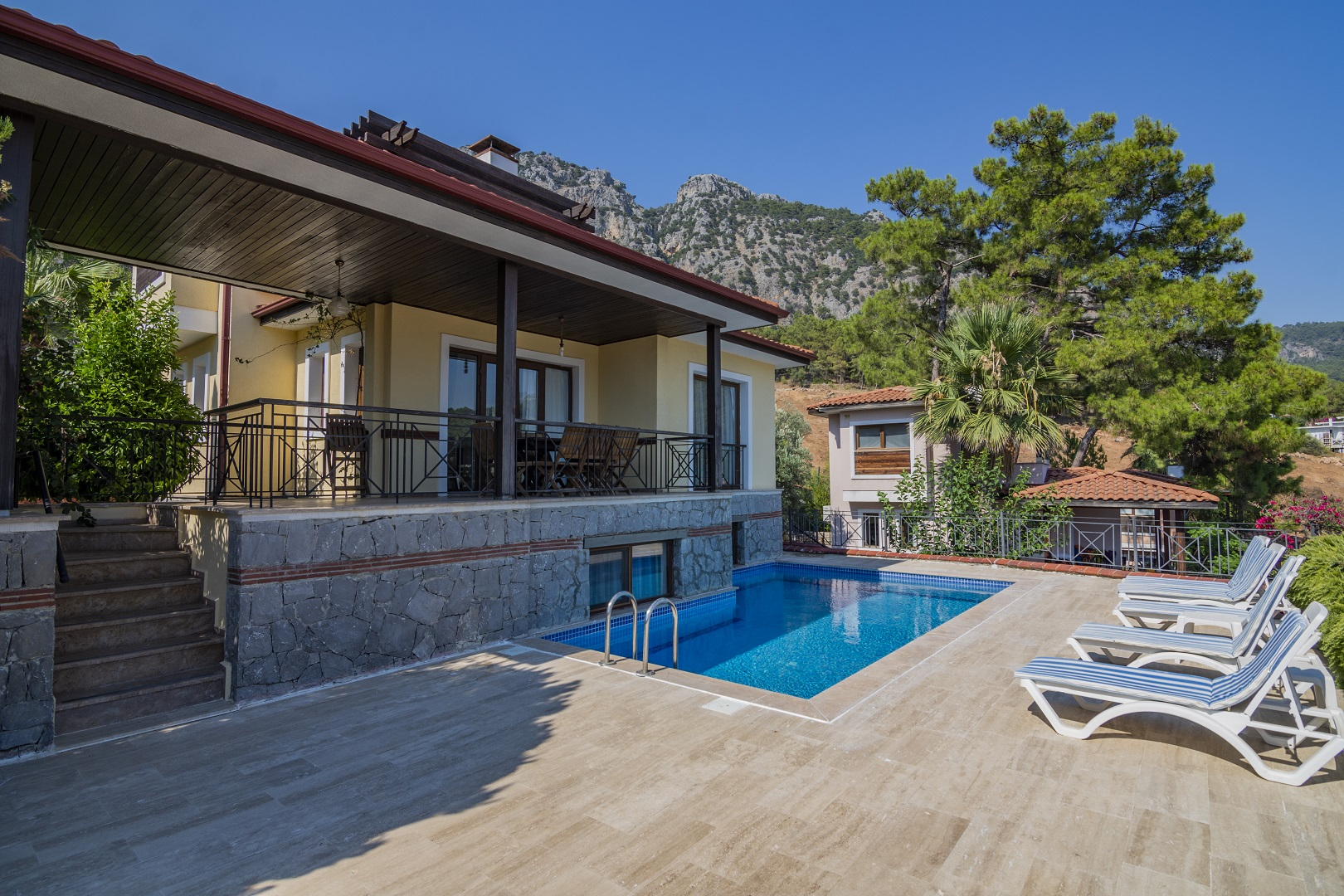 Villa For Sale in Göcek – TerraceLife