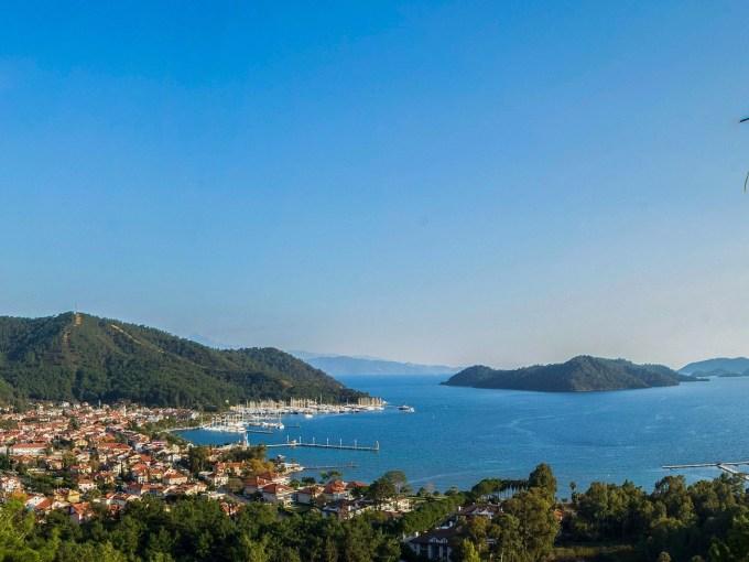 Land for sale in Göcek Turkey