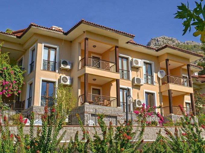 3 Bedroom Apartment For Sale in Göcek