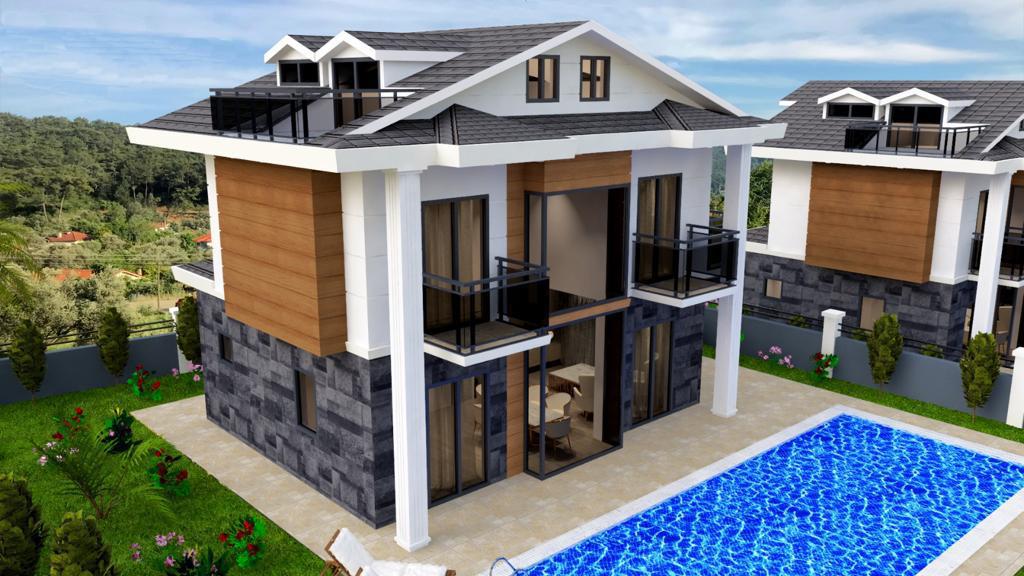 Villa For Sale in Göcek