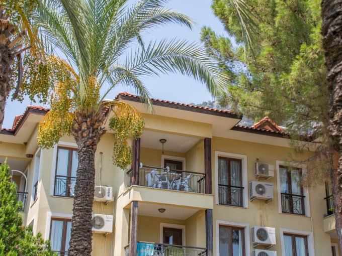 Apartment For sale with Sea View in Göcek